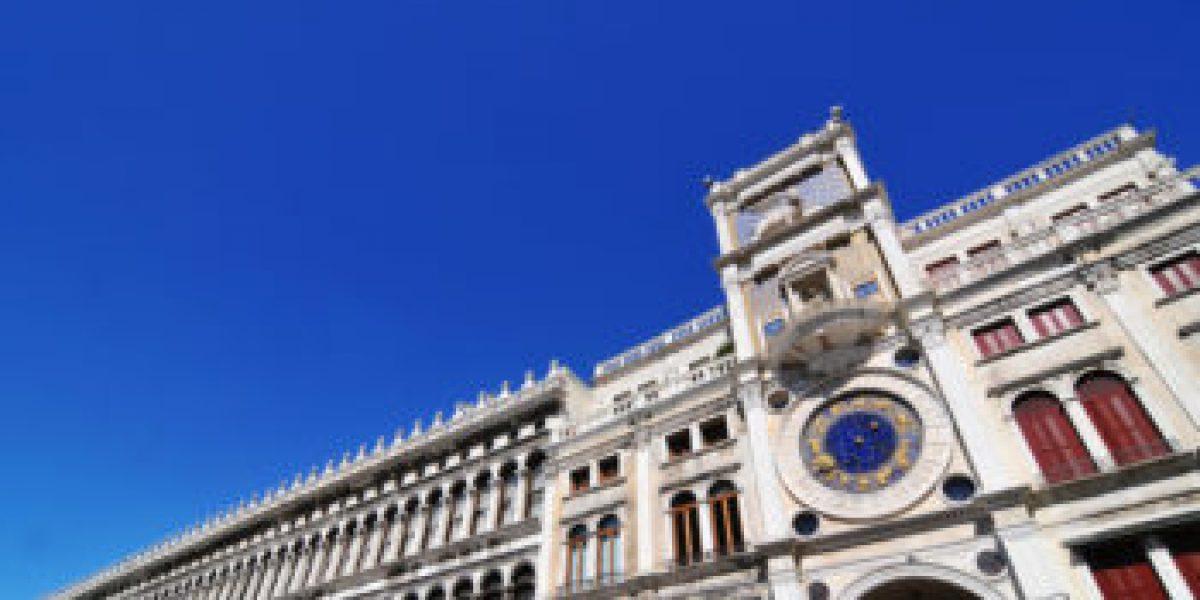 Torre dell'Orologio – Venice Clock tower