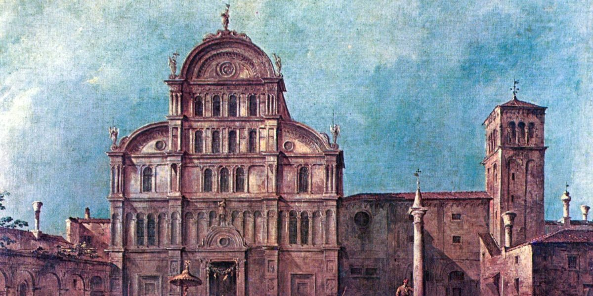 San Zaccaria is probably the eldest church in Venice