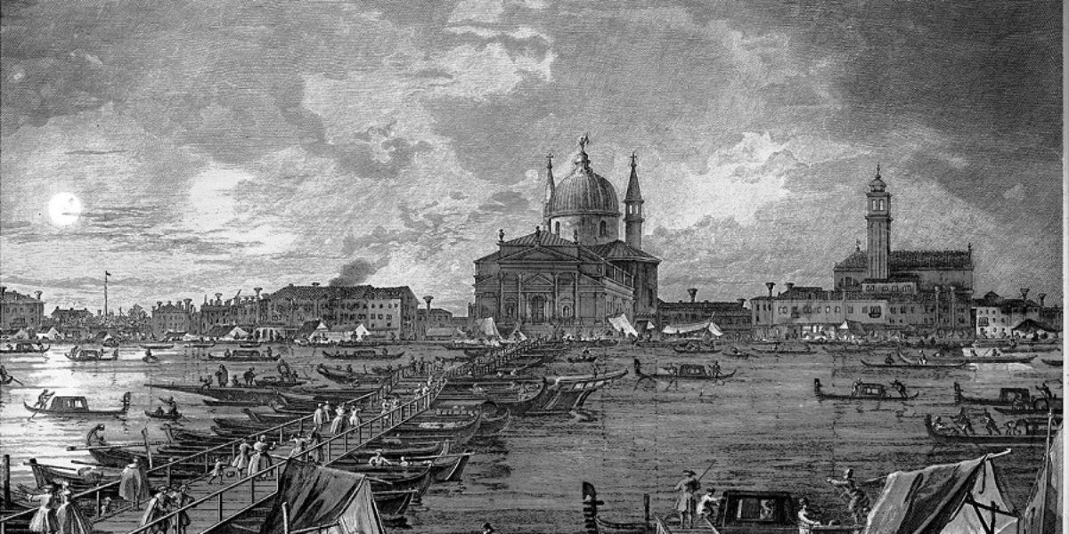 Redentore in Venice: July's main event since XVI century