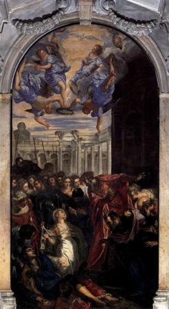 Miracle of St Agnes